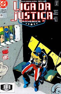 Resultado de imagem para LIGA DA JUSTIÇA (1987) # 02