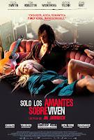 pelicula Only Lovers Left Alive (Solo los amantes sobreviven) (2013)