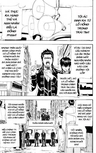 Gintama Chap 101 page 3 - Truyentranhaz.net