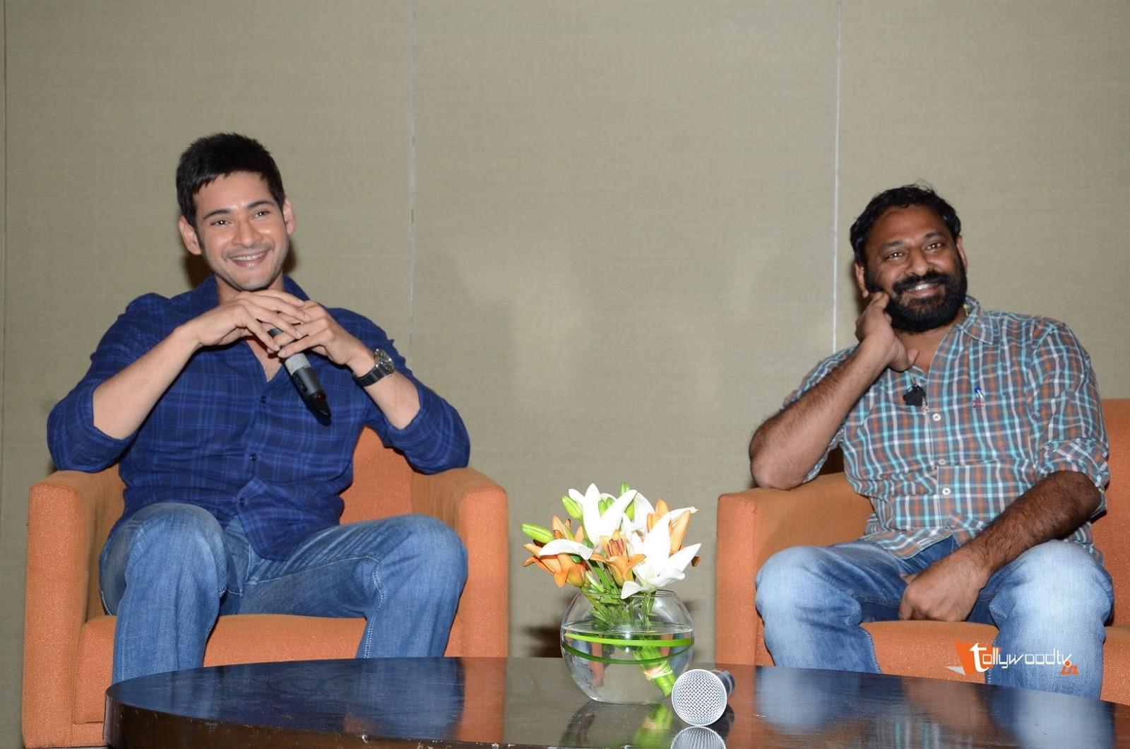 Maheshbabu Interview Stills-HQ-Photo-7