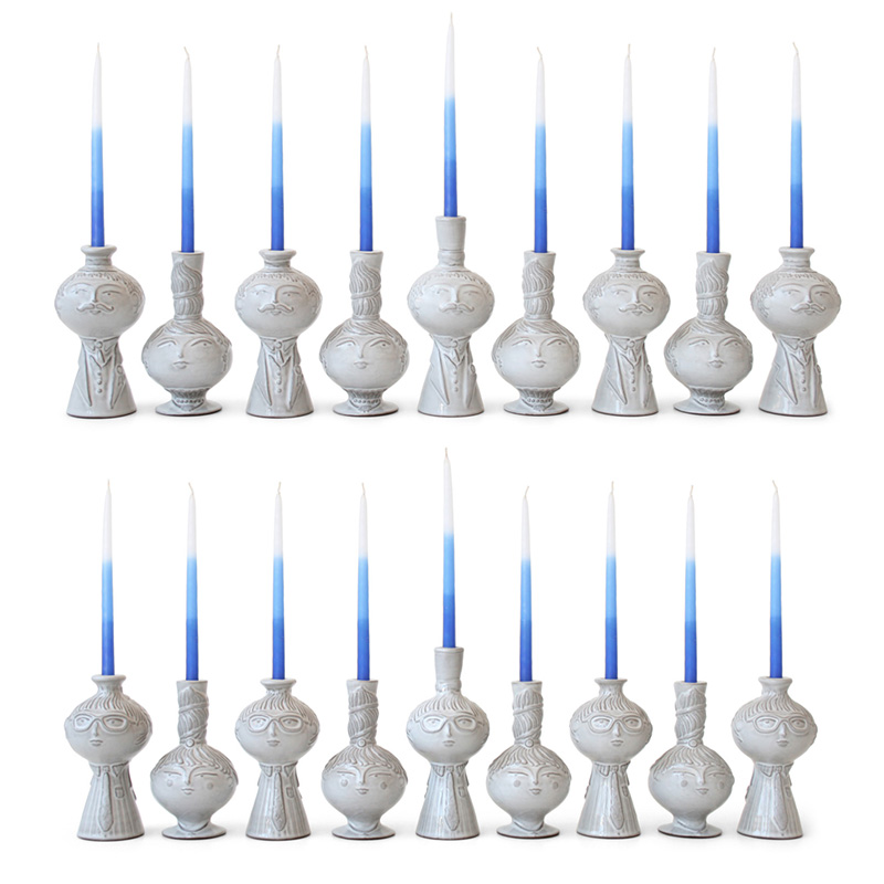 Jonathan Adler's Utopia Reversible Man/Woman Menorah