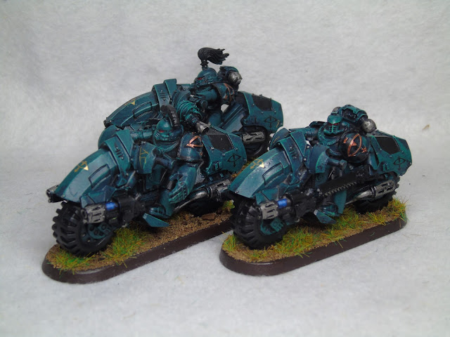sons of horus outriders colours bikes 30k