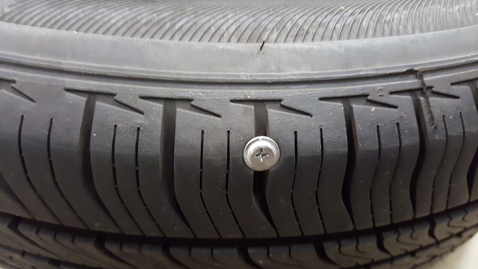 HankookLynnwood: Puncture Repair