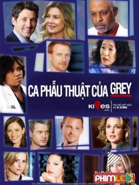 Ca Phẫu Thuật Của Grey 6