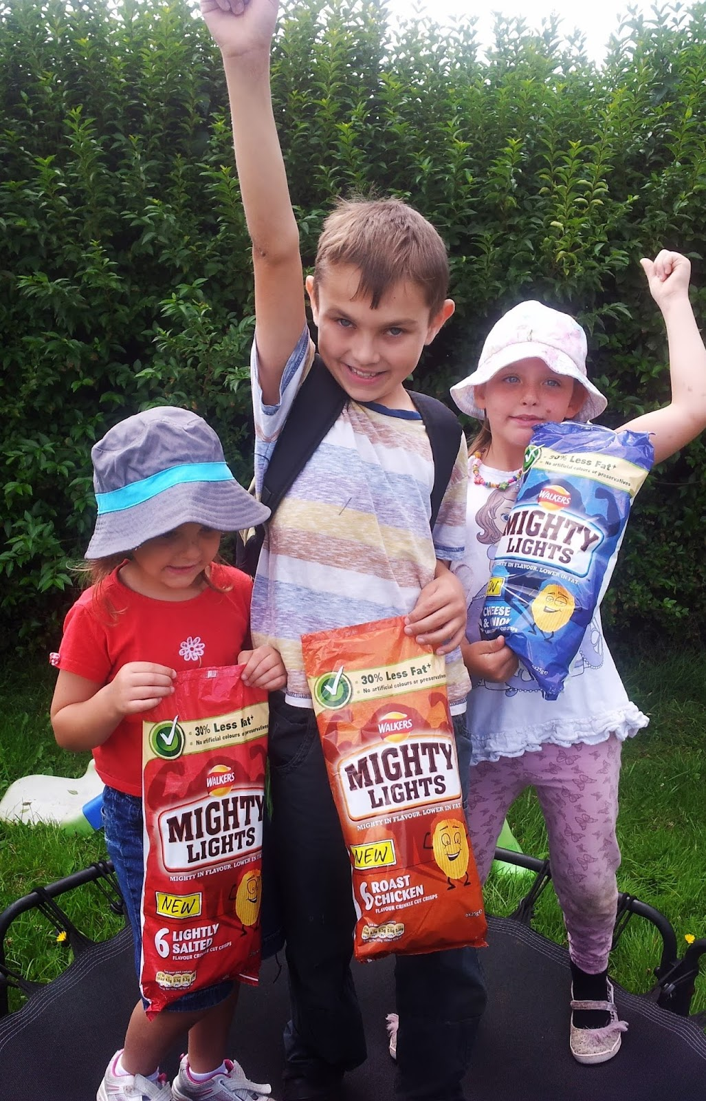 , Walkers Mighty Lites Review