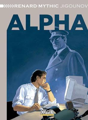 ALPHA Vol. 2 - Pascal Renard, Mythic y Yuri Jigounov (2016)