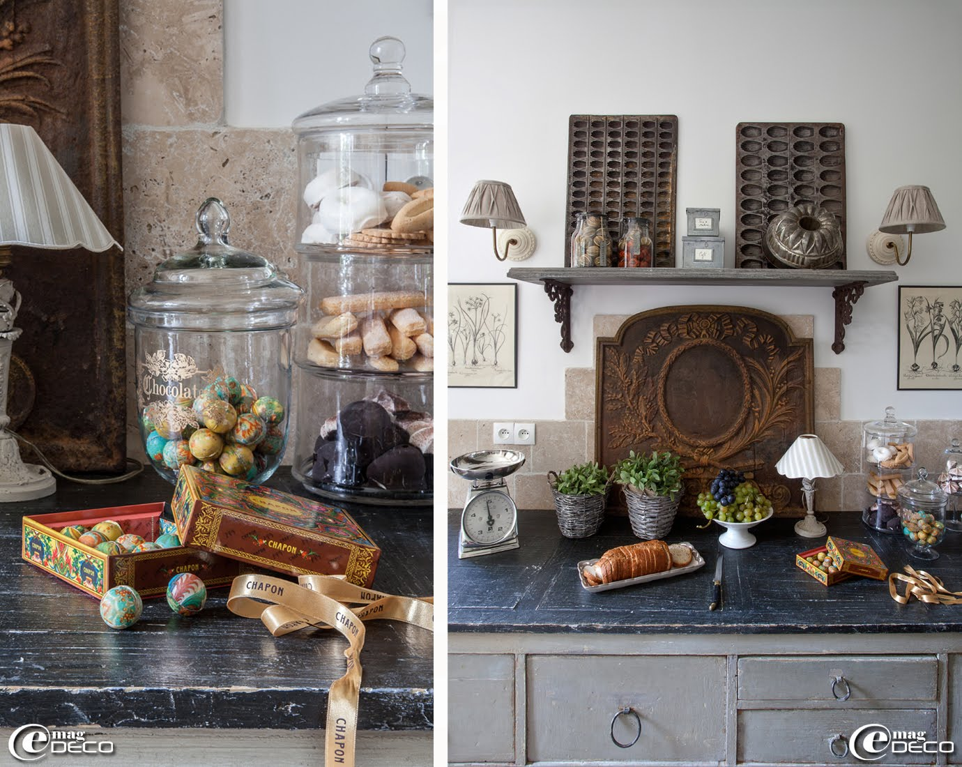 style shabby chic maison du monde. Black Bedroom Furniture Sets. Home Design Ideas