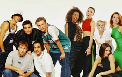 Anni '90: i Backstreet Boys e le Spice Girls