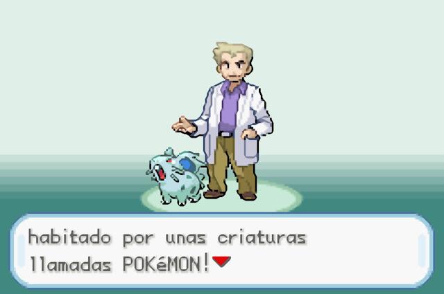 Pokémon verde hoja -  Español - Captura 2