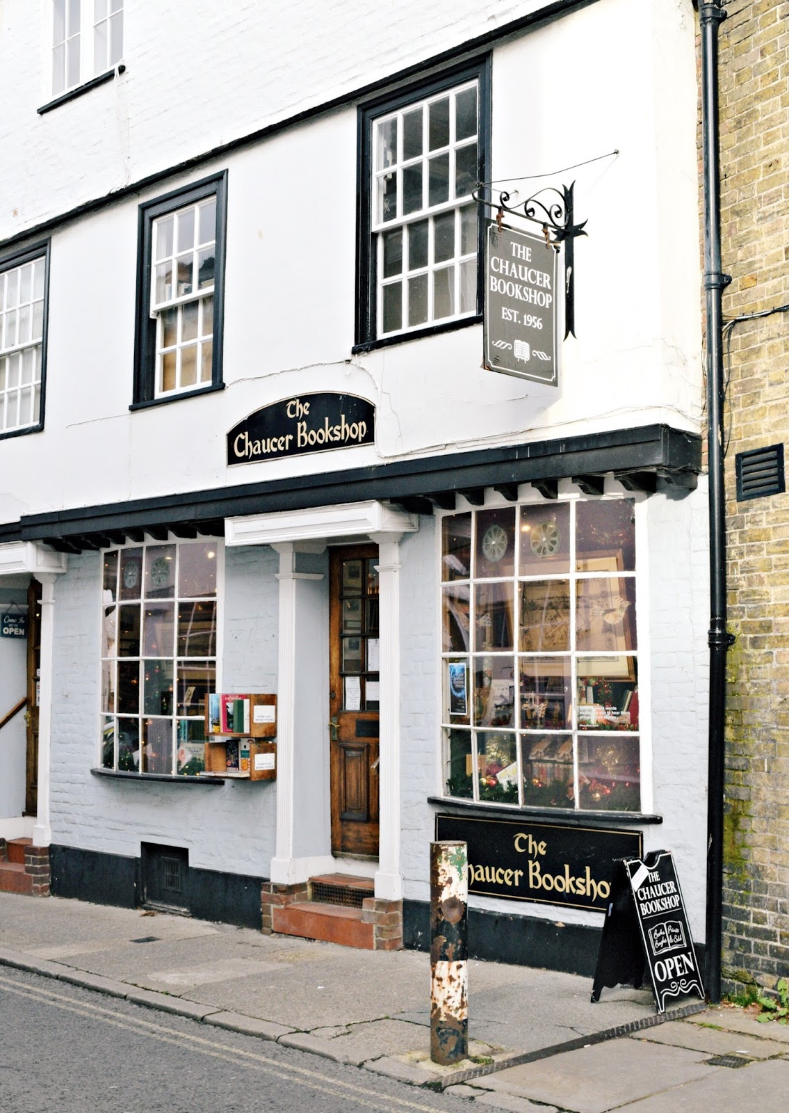 reasons to visit canterbury chaucher