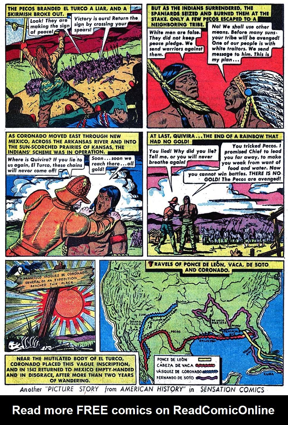 Read online All-American Comics (1939) comic -  Issue #63 - 31