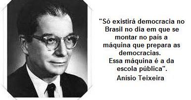 Universidade e Sociedade: Anísio Teixeira e a Educação