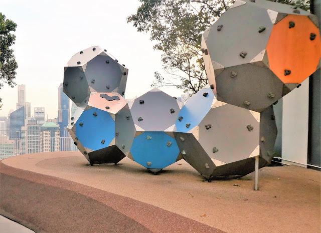 lekplatser i Singapore