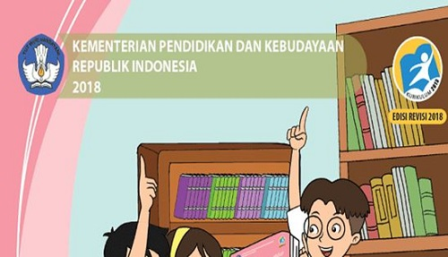 Buku Kurikulum 2013 Kelas 6 SD/MI Semester 1 Revisi 2018 Terbaru