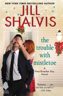 https://www.goodreads.com/book/show/28446375-the-trouble-with-mistletoe