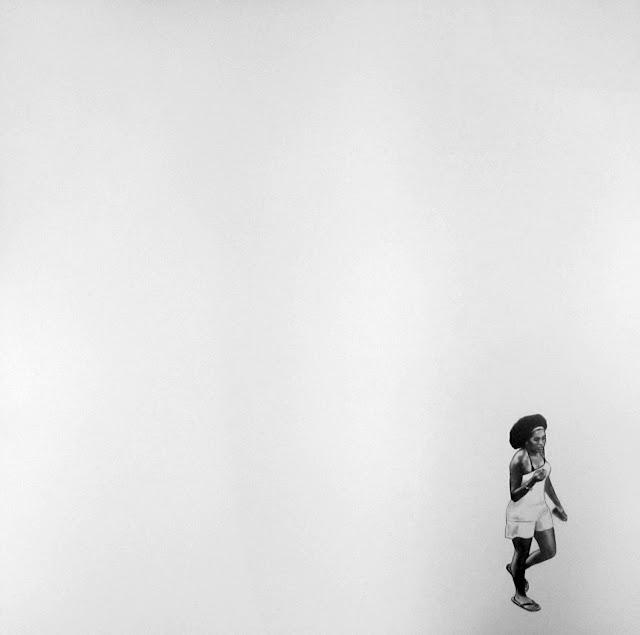 Girl walking in downtown Rockville - 2018 F. Lennox Campello