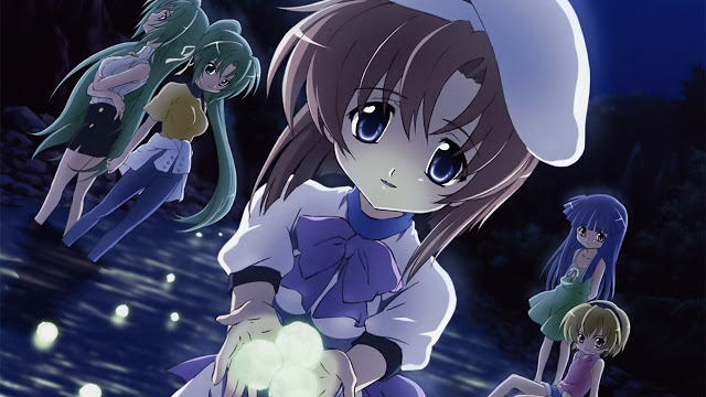 Review Higurashi no Naku Koro ni : Desa Para Orang Psychopath