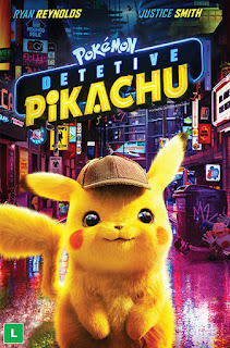 Pokémon: Detetive Pikachu - BDRip Dual Áudio