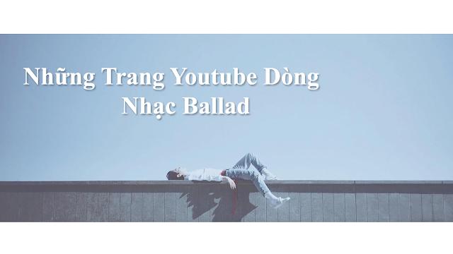 Những Trang Youtube Thể Loại Nhạc Nhẹ Hay Nhất