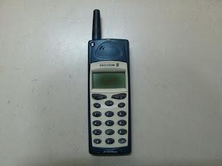 Hape Rusak Ericsson A1018sc Jadul Buat Kanibalan