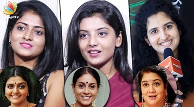 I proposed to Director Bramma in the Audition : Magalir Mattum Actresses Interview | Jyothika