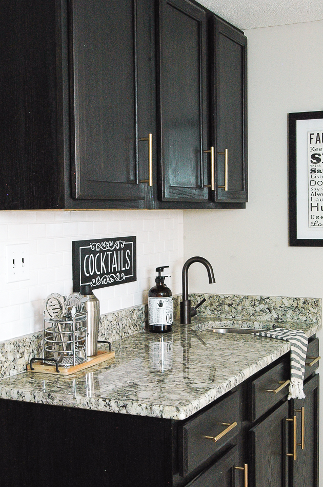 subway tile, modern industrial farmhouse
