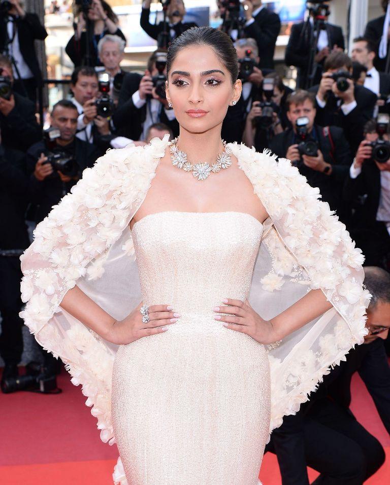 Sonam Kapoor  The Loving Premiere At 2016 Cannes Film -7340