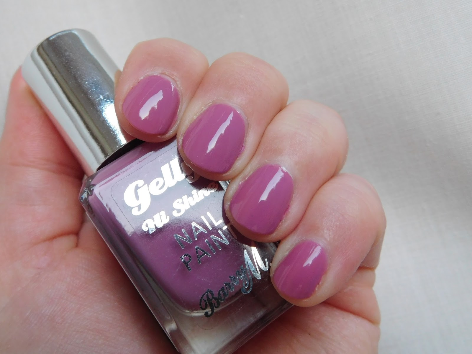 Barry M Gelly Nail Polish Gift Set To Bend Light