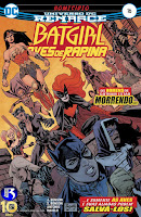 DC Renascimento: Batgirl e as Aves de Rapina #16
