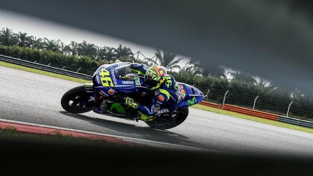 Rangkaian Tes di Sepang yang Positif bagi Rossi