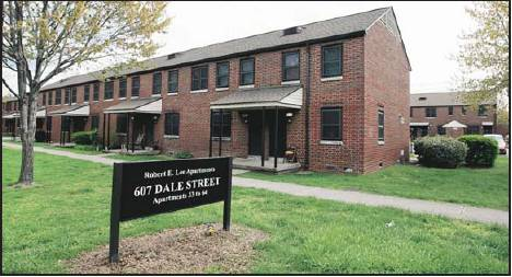 Kingsport Eyes Lee Apartments For City S Next Hope Vi Project