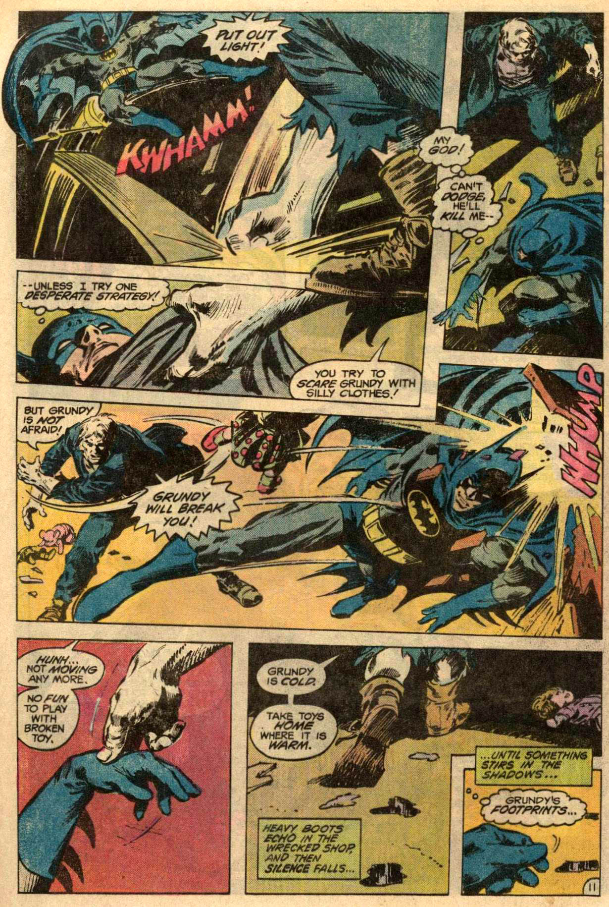 Detective Comics (1937) 523 Page 15