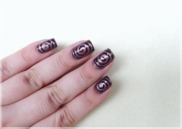 nailart born pretty nail vinyls