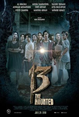 Sinopsis Film 13 The Haunted (2018)