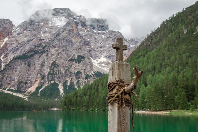 Seerundweg Pragser Wildsee  Lago di Braies  Südtirol 09