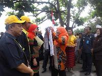 Tim Lomba Desa Jelajahi Mawu dan Mandala
