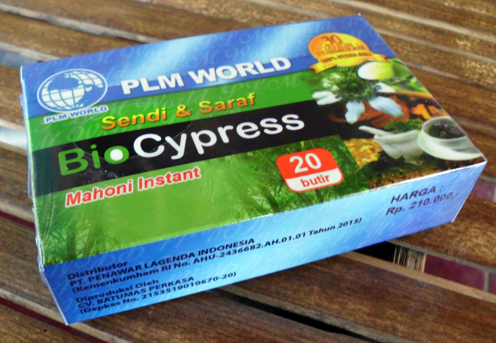 Sekilas Info Biocypress Mahoni Instant Bio Cypress Obat Sakit Sendi Dan Saraf Sirkulasi Darah Menghilangkan Sumbatan Pada Saluran Meridian Tubuh Sehingga Sangat Membantu Untuk Mengatasi Keluhan Nyeri