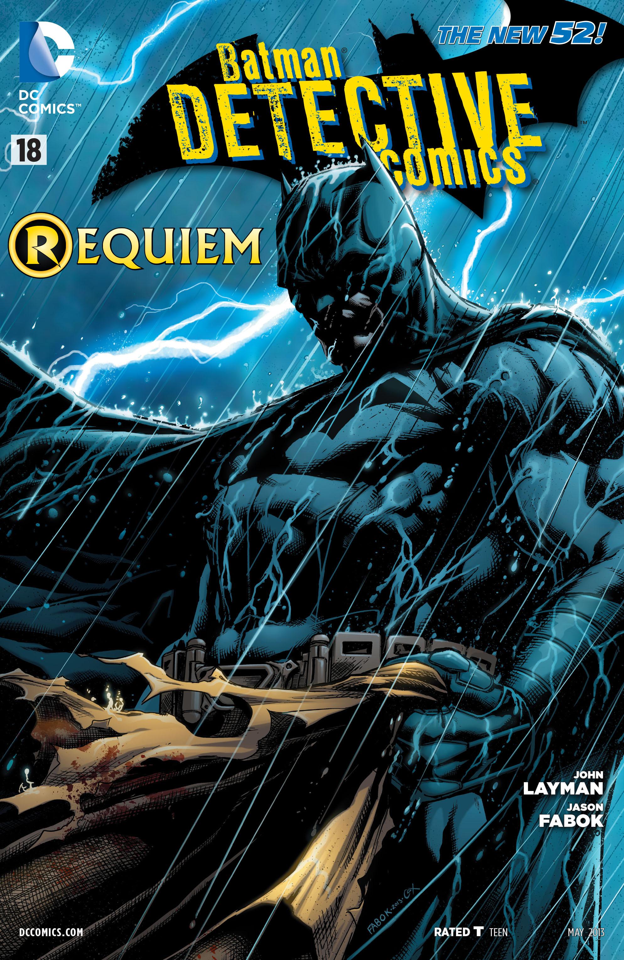 Detective Comics (2011) 18 Page 1