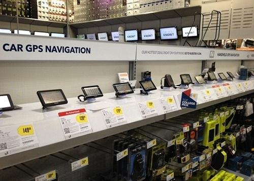 Compra de GPS de carro em San Diego