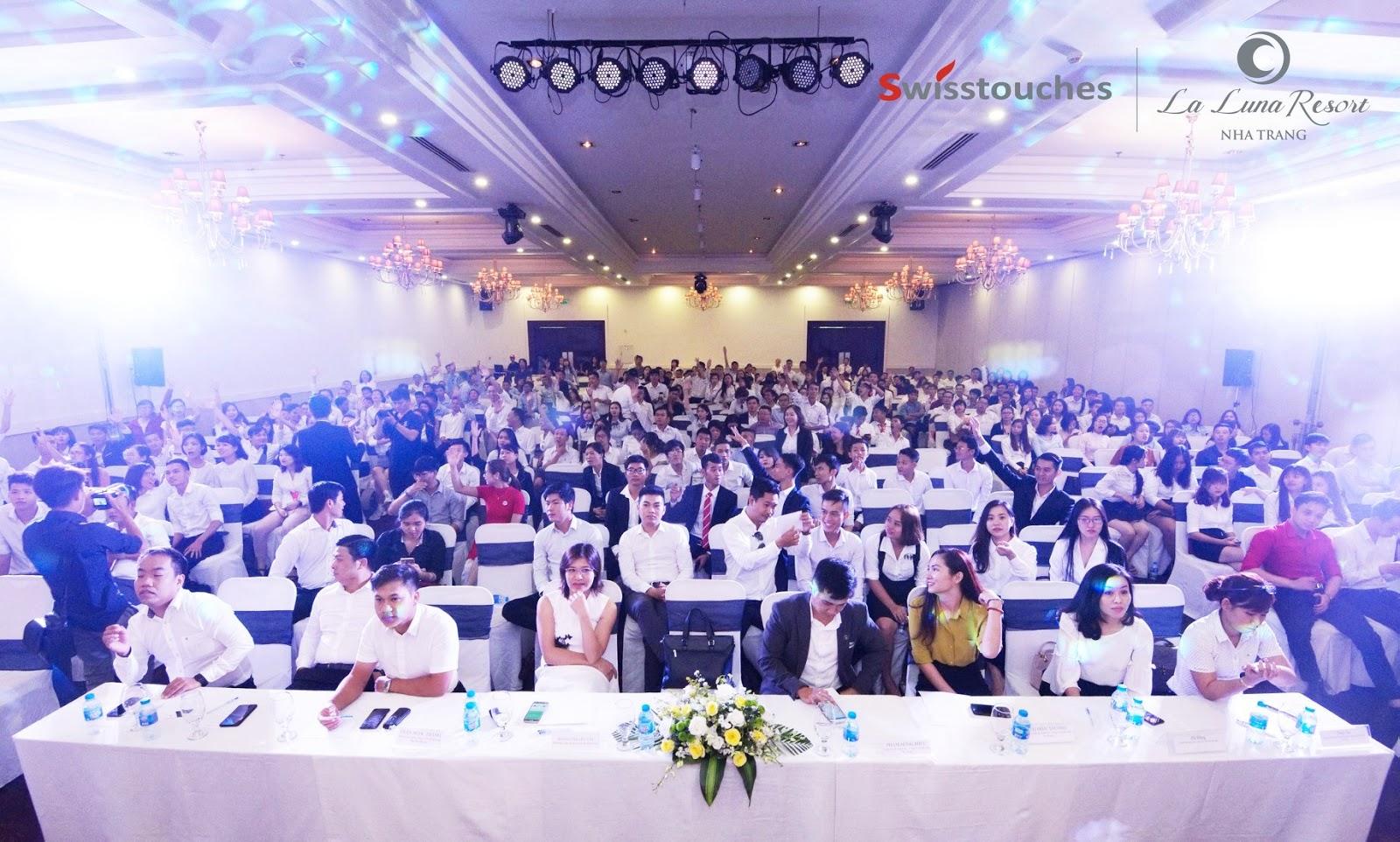 Sự kiện Kick off của La Luna Nha Trang tại Sài Gòn