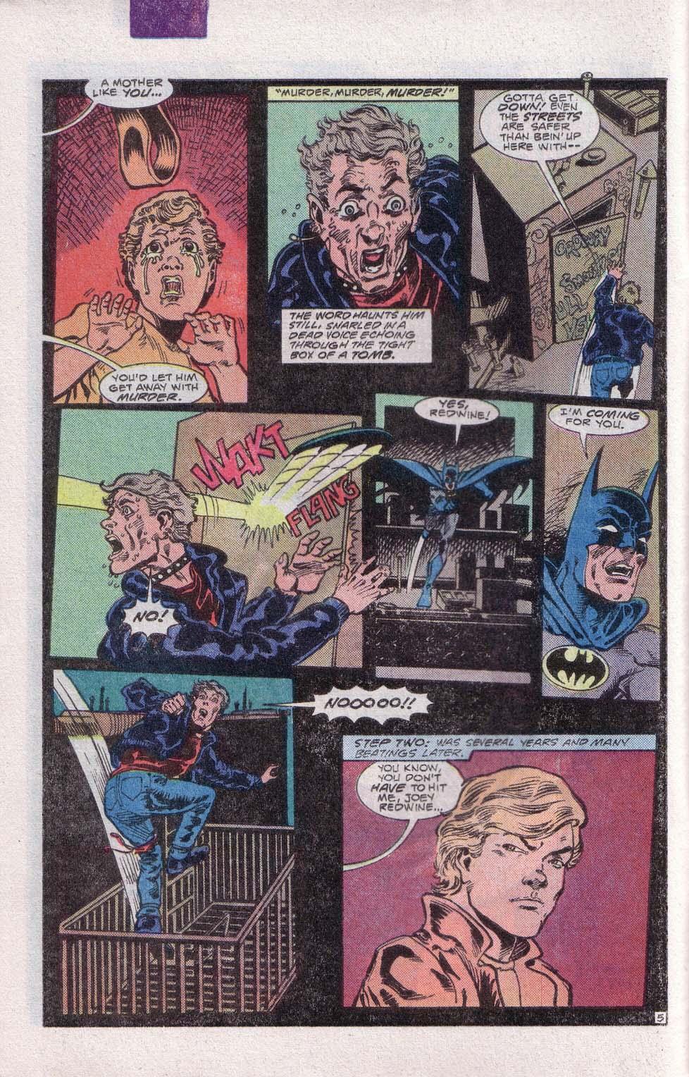 Detective Comics (1937) 550 Page 6