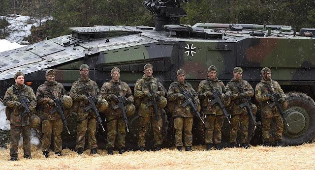 militer jerman