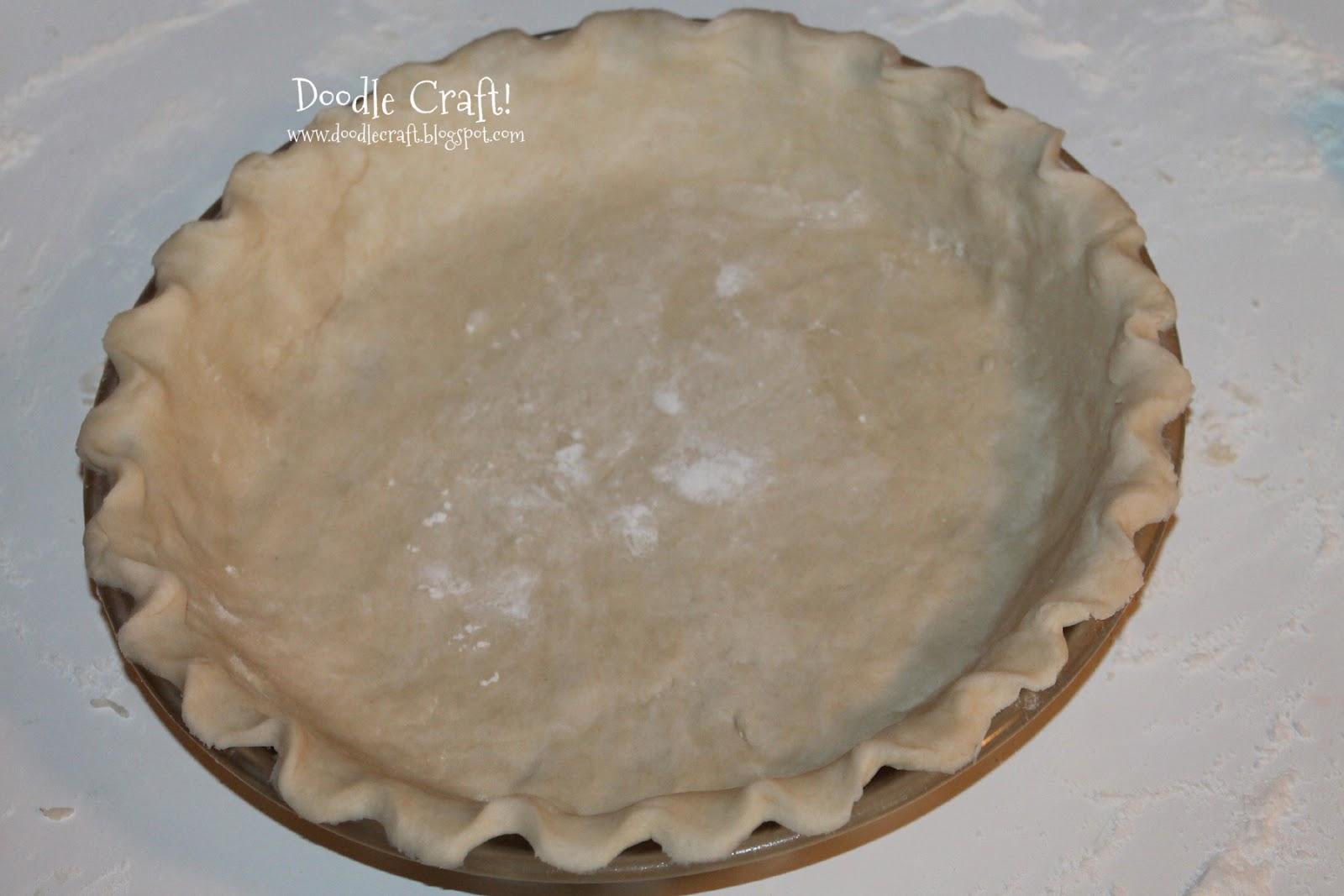 Doodlecraft Pie Crust