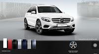 Mercedes GLC 200 2018 màu Trắng Polar 149
