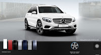Mercedes GLC 200 2019 màu Trắng Polar 149