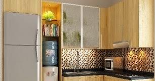 Memilih Kitchen Set Minimalis Untuk Dapur  Kecil  Dapur  Modern