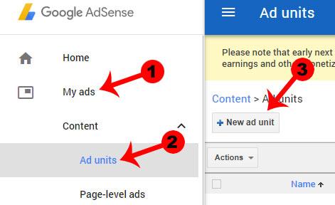 google me adsense ads kaise banate hai
