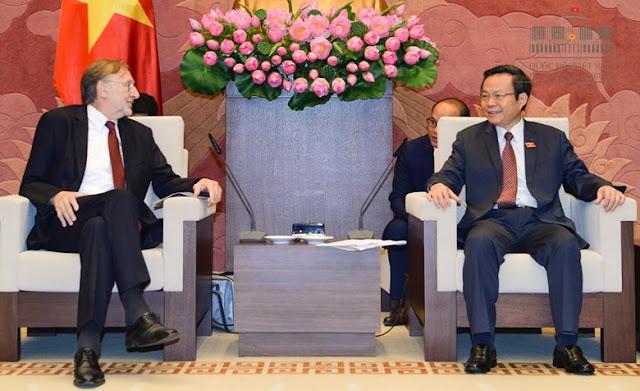 Hiệp định Thương mại Tự do EU-Việt Nam có thể không được thông qua