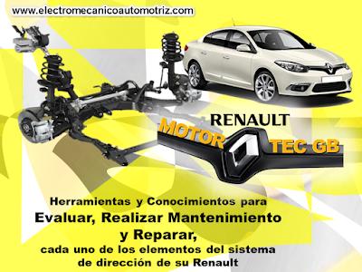 Sistema de Direccion Renault