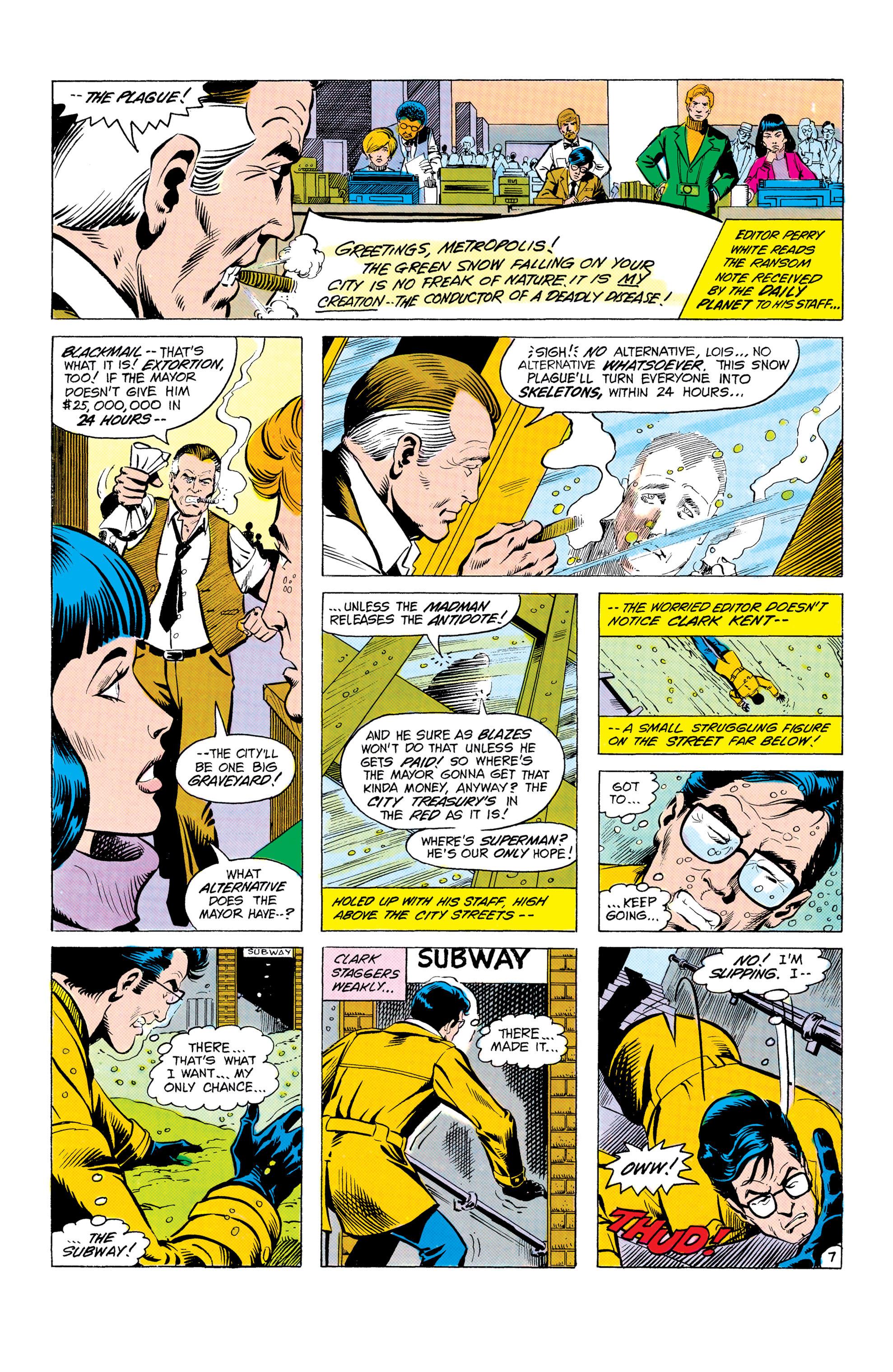 Read online World's Finest Comics comic -  Issue #303 - 8